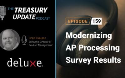 #159 – Modernizing AP Processing Survey Results