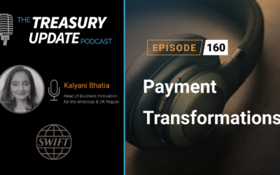 #160 – Payment Transformations (SWIFT)
