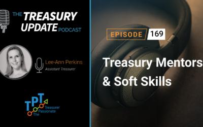 #169 – Treasury Mentors & Soft Skills