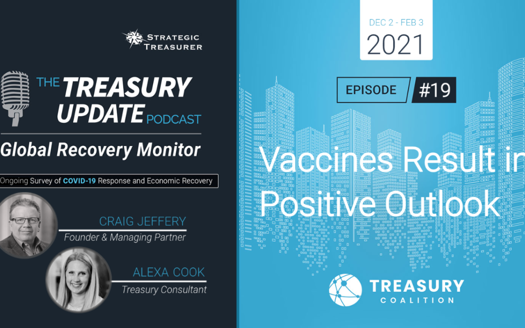 19: Vaccines Result in Positive Outlook (Period 18)