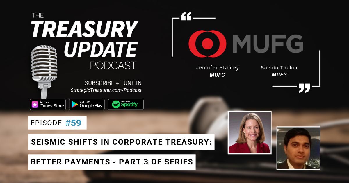 Episode 59 - Treasury Update Podcast