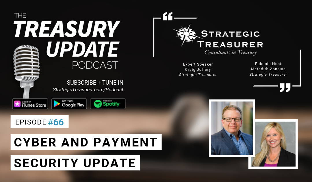 #66 – Cyber and Payment Security Update