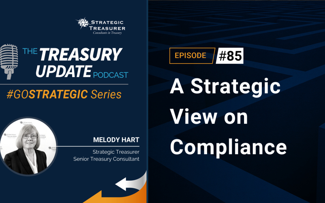 A Strategic View on Compliance