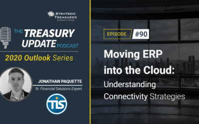 #90 – Moving ERP into the Cloud: Understanding Connectivity Strategies