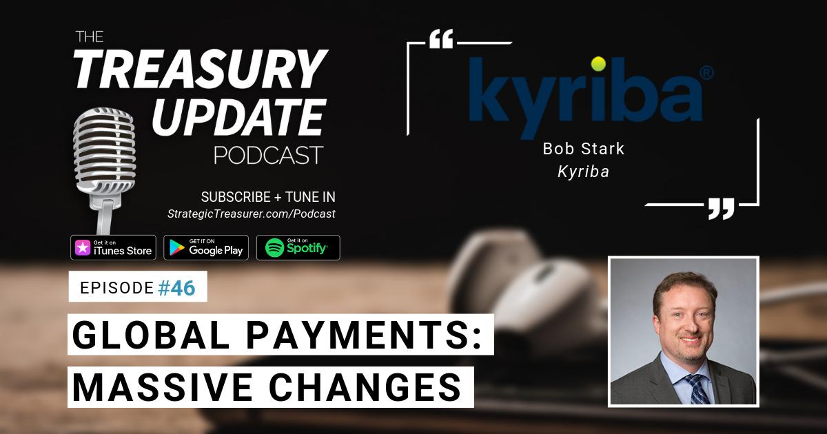 Episode 46 - Treasury Update Podcast