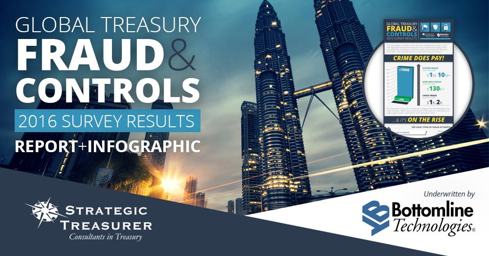 2016 Treasury Fraud & Controls