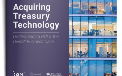 Acquiring Treasury Technology eBook