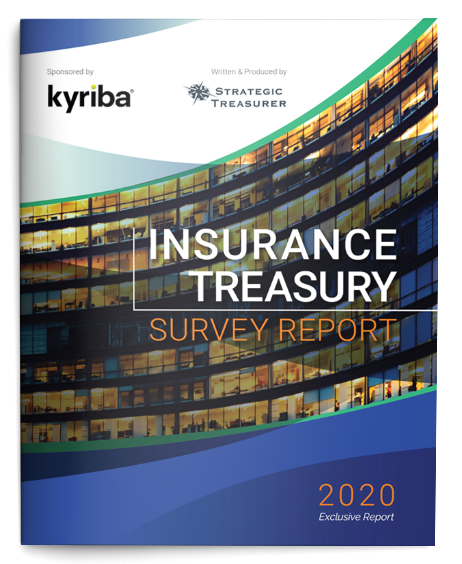 2020 Insurance Treasury Survey Results Report