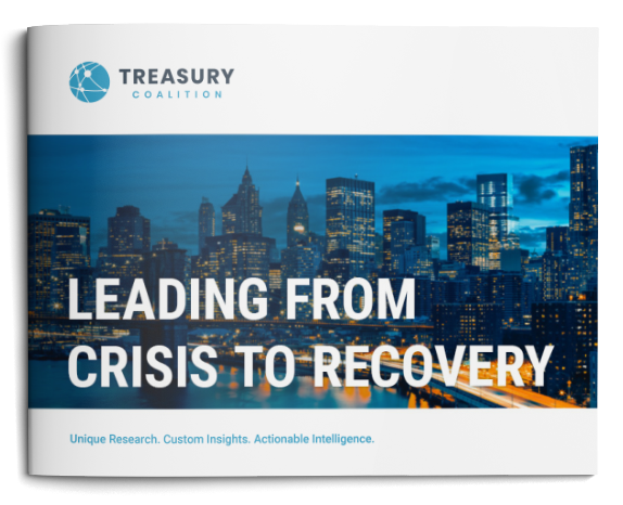 Leading from Crisis to Recovery eBook - Treasury Coalition