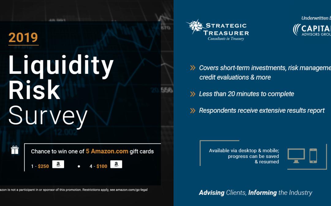 2019 Liquidity Risk Survey