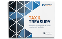 Tax Liability & Treasury