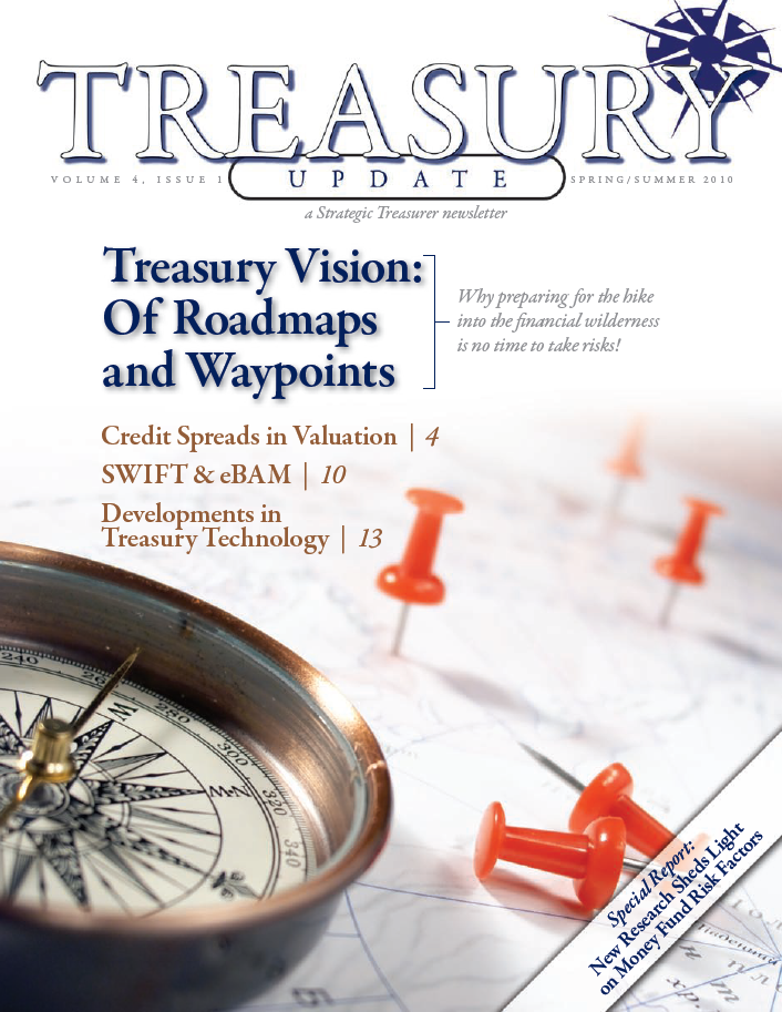 Spring/Summer 2010 Treasury Update Newsletter