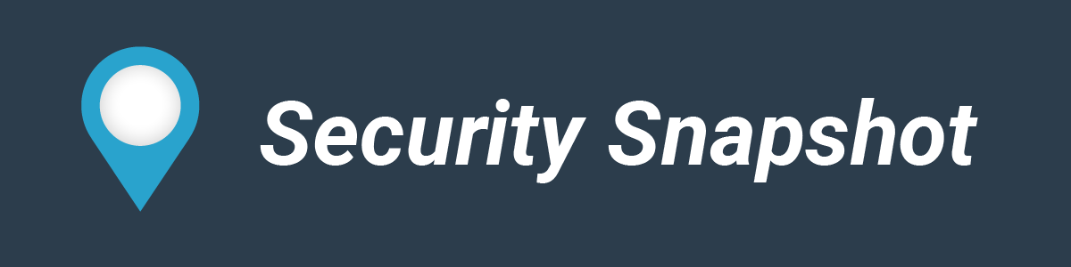 Security Snapshot