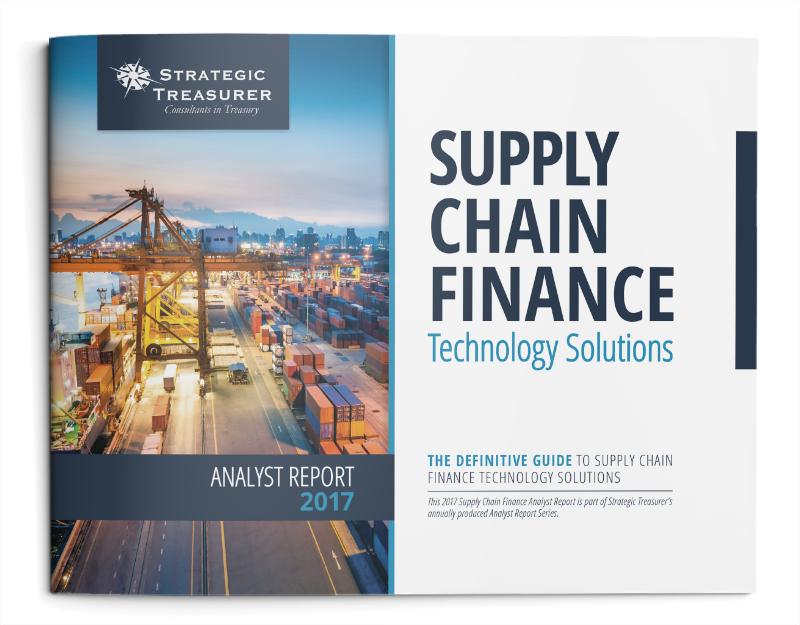 2017 Supply Chain Finance Analyst Report