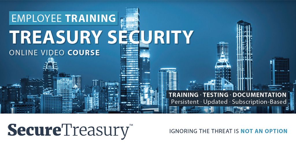 SecureTreasury - Fraud Prevention Training