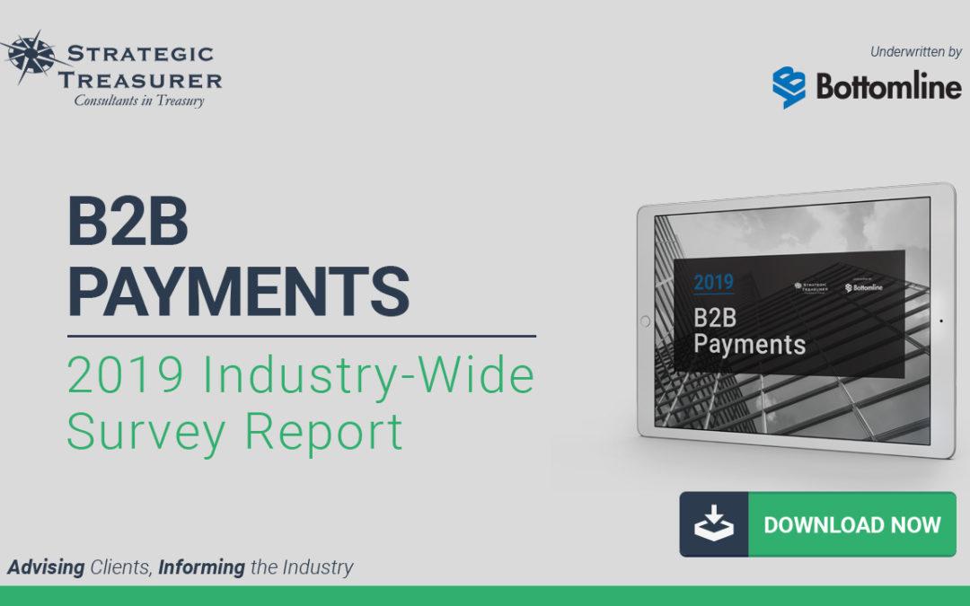 2019 B2B Payments Survey