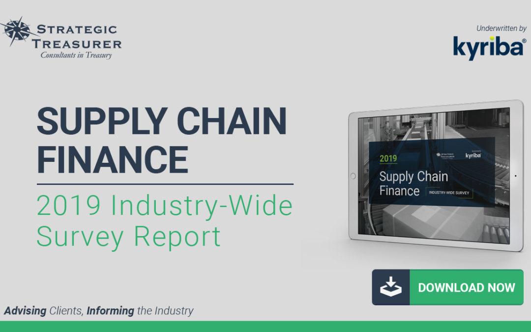 2019 Supply Chain Finance Survey