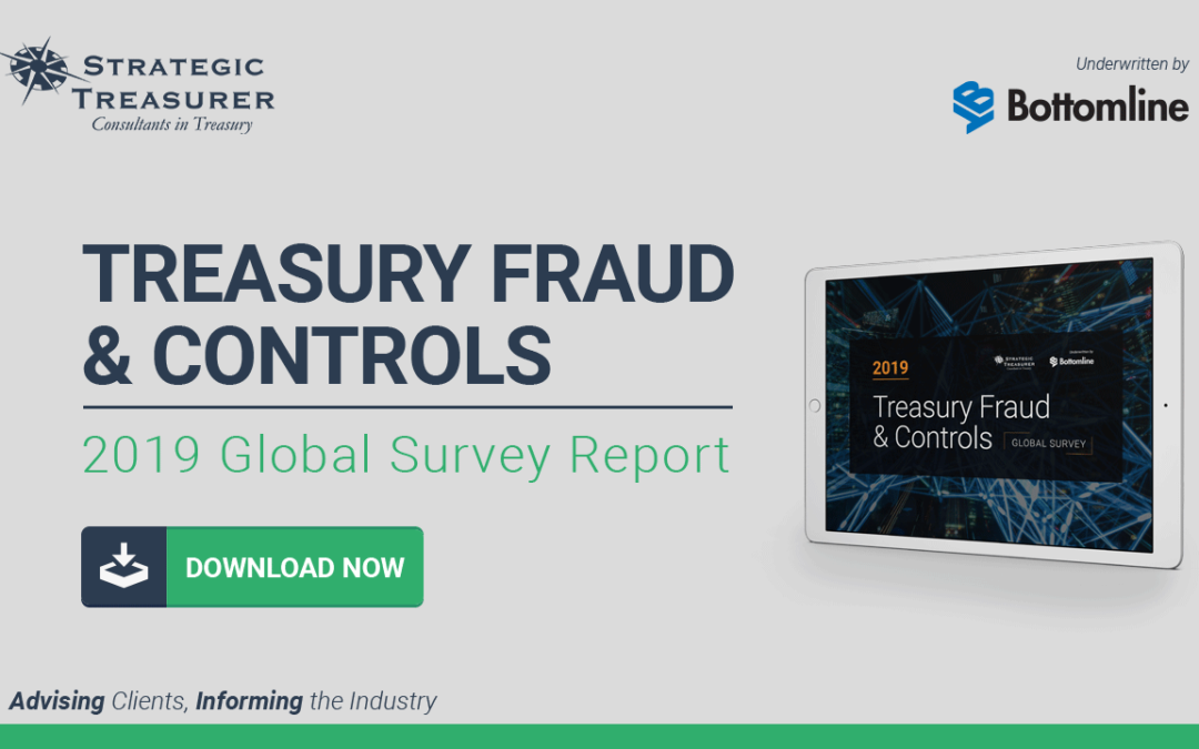 2019 Treasury Fraud & Controls Survey