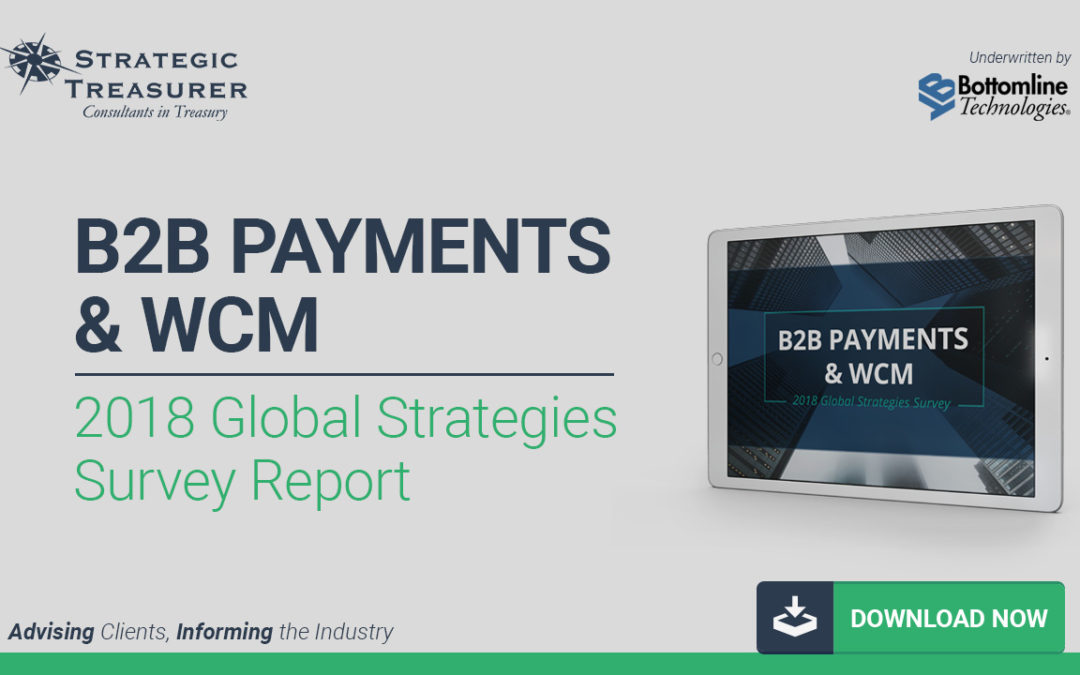 2018 B2B Payments & WCM Strategies Survey
