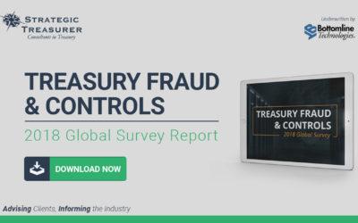2018 Treasury Fraud & Controls Survey