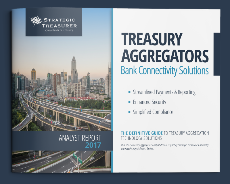 2017 Treasury Aggregator Fintech Analyst Report