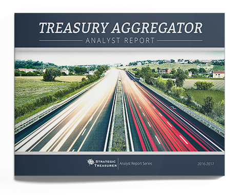 2016 Treasury Aggregator Analyst Report