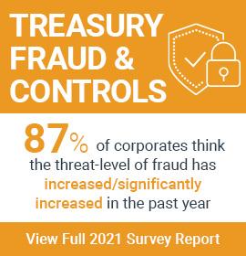 2021 Treasury Fraud & Controls Survey Report