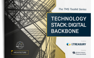 TMS Toolkit – Technology Stack: Digital Backbone – GTreasury