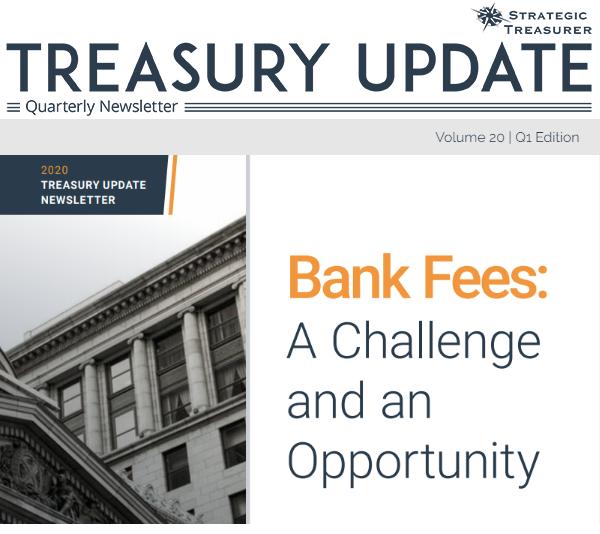 Winter 2020 - Treasury Update Newsletter