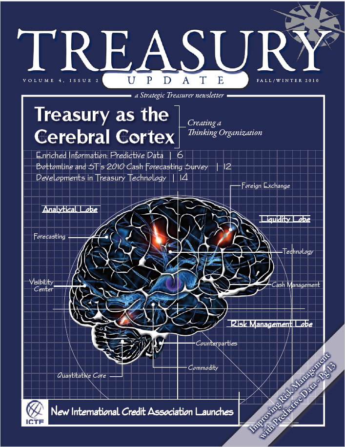 Fall/Winter 2010 Treasury Update Newsletter
