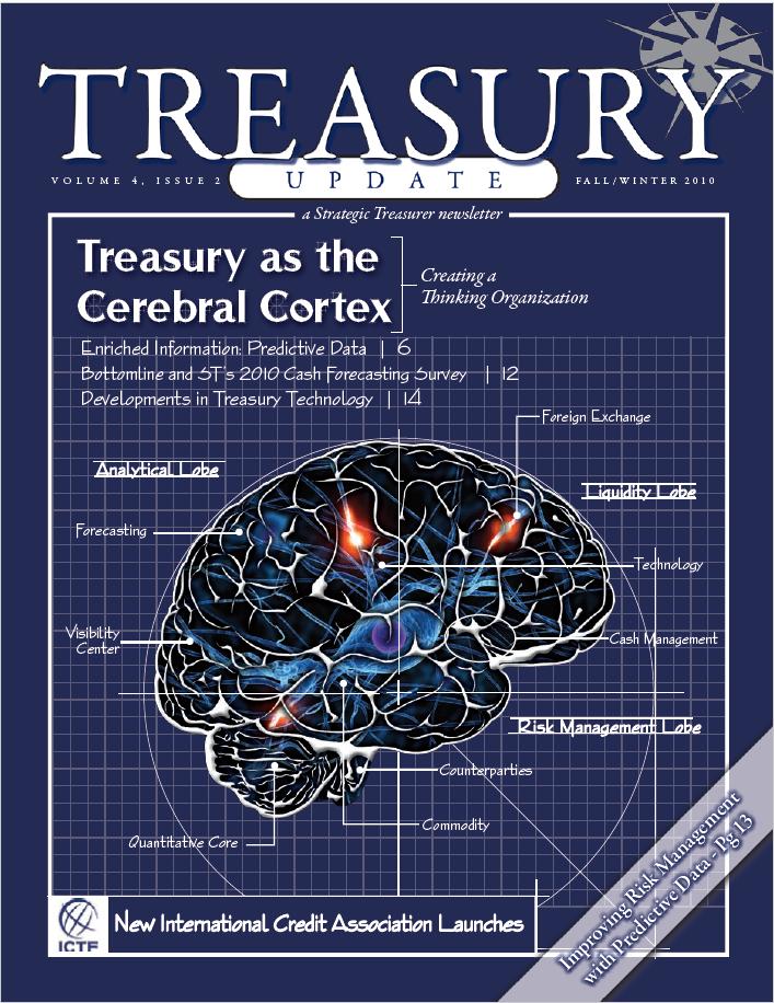 Fall/Winter 2010 Treasury Update Newsletter