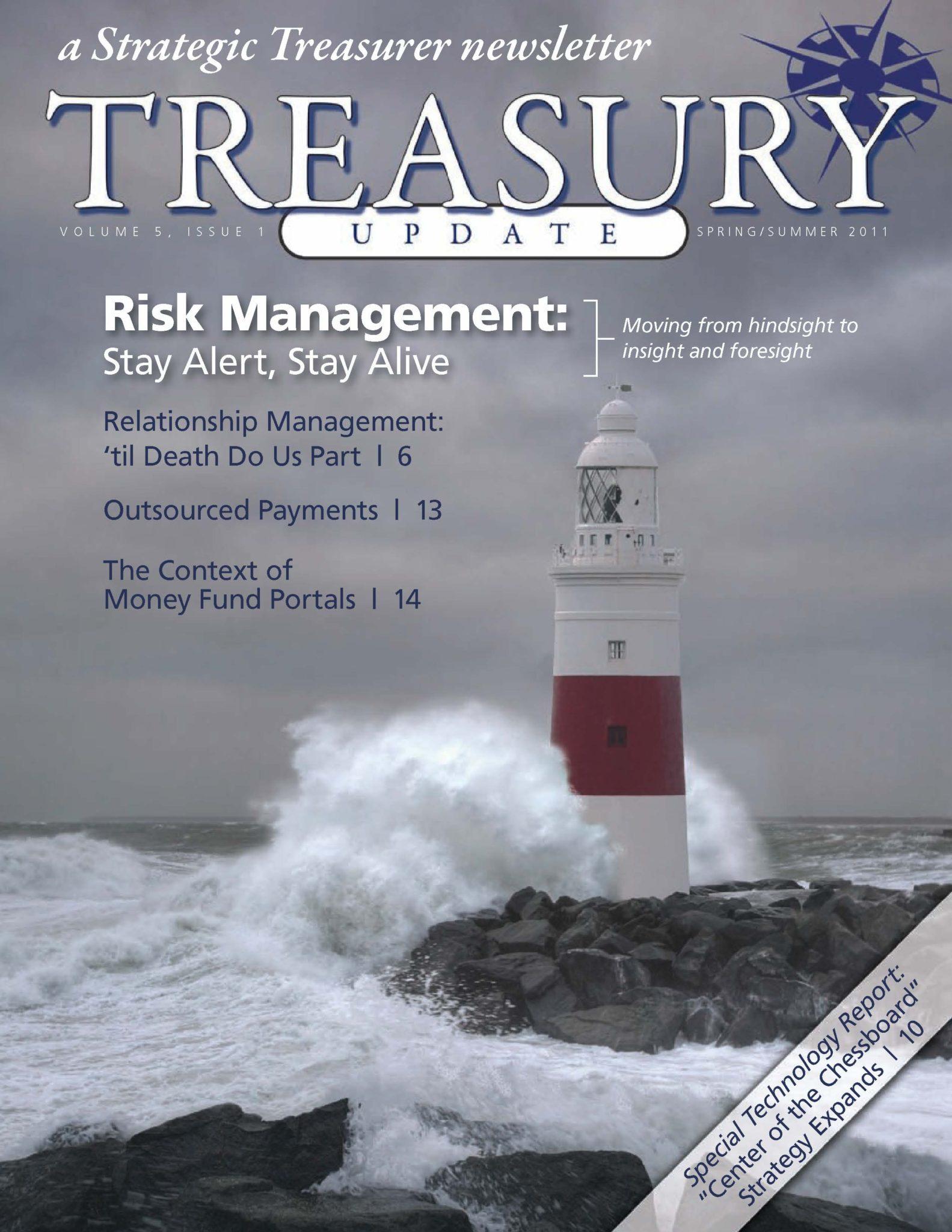 Spring/Summer 2011 Treasury Update Newsletter
