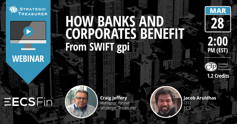How Banks and Corporates Benefit from SWIFT gpi