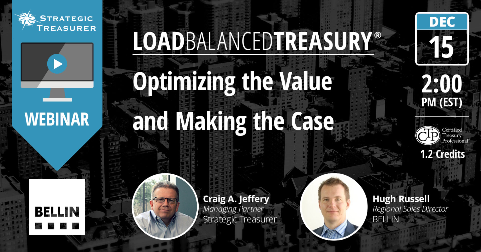 Load Balanced Treasury: Payments & Payment Hubs