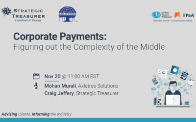 Corporate Payments: Figuring Out the Complexity of the Middle
