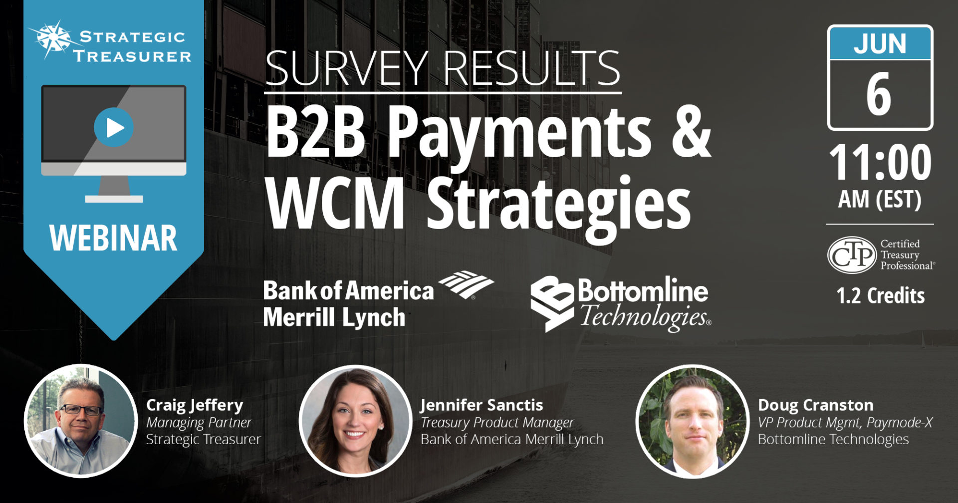 2017 B2B Payments & Working Capital Management Survey Results Webinar