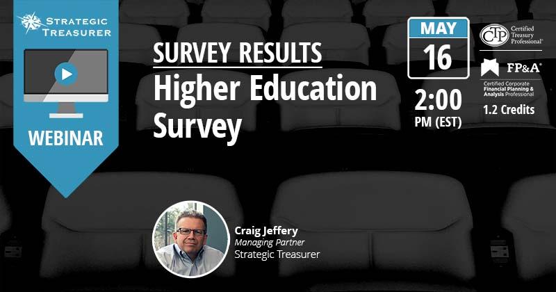 Survey Results: 2017 Higher Education [Webinar]