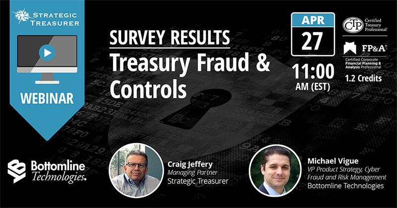 2017 Treasury Fraud & Control Webinar