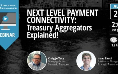 Next Level Payment Connectivity: Treasury Aggregators Explained [Quarterly Webinar]