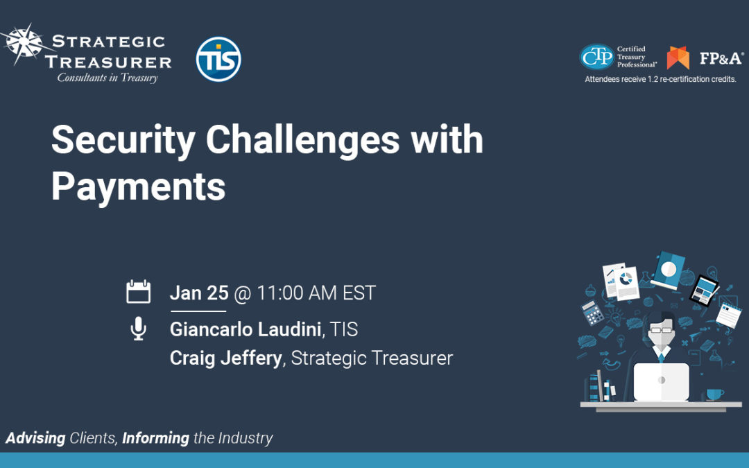 Security Challenges with Payments [TIS's Webinar]