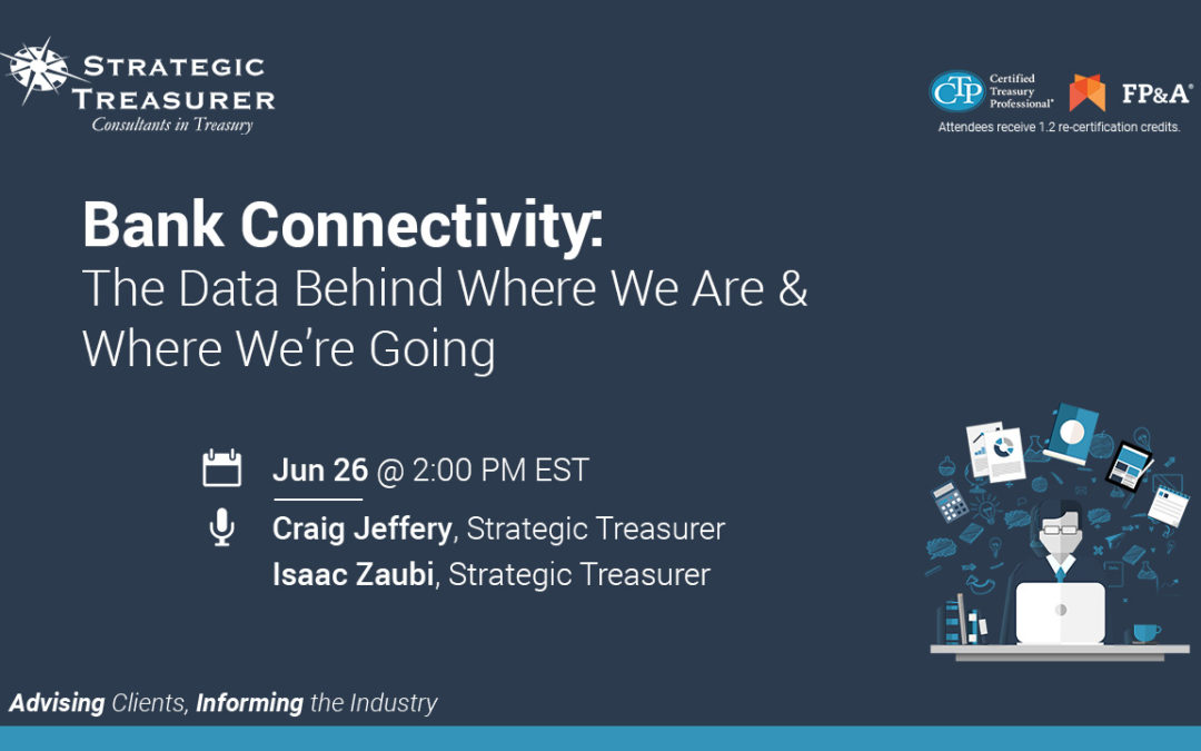 Bank Connectivity: The Data Behind Where We Are & Where We're Going [Quarterly Technology Landscape Webinar]