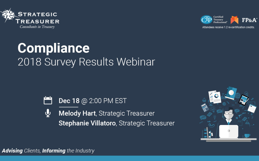 2018 Compliance Survey Results Webinar