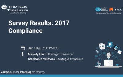 Survey Results: 2017 Compliance [Survey Results Webinar]