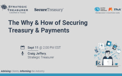 The Why and How of Securing Treasury and Payments