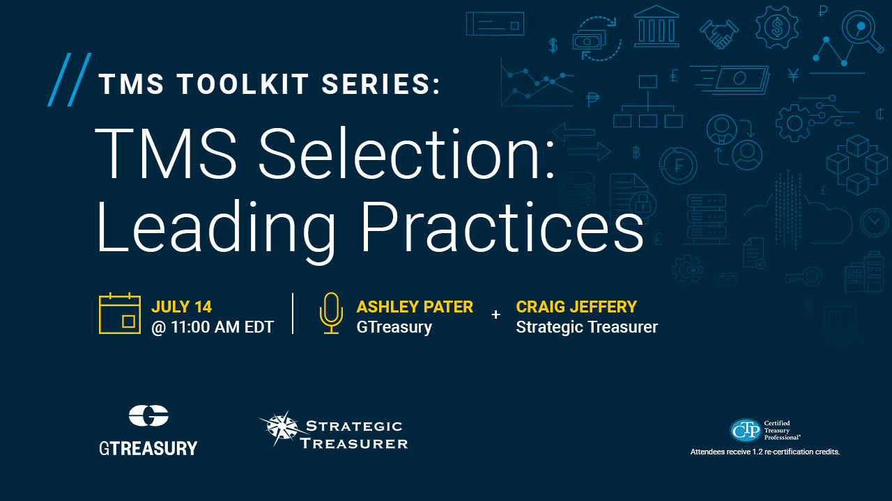 TMS Toolkit Series - TMS Selection: Leading Practices Webinar