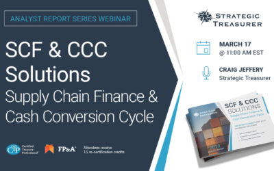 Webinar: Analyst Report Series: SCF & CCC Solutions