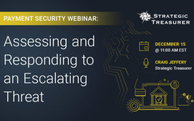 Webinar: Payment Security: Assessing and Responding to an Escalating Threat