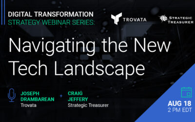 Webinar: Digital Transformation Strategy Series: Part 2 – Navigating the New Tech Landscape