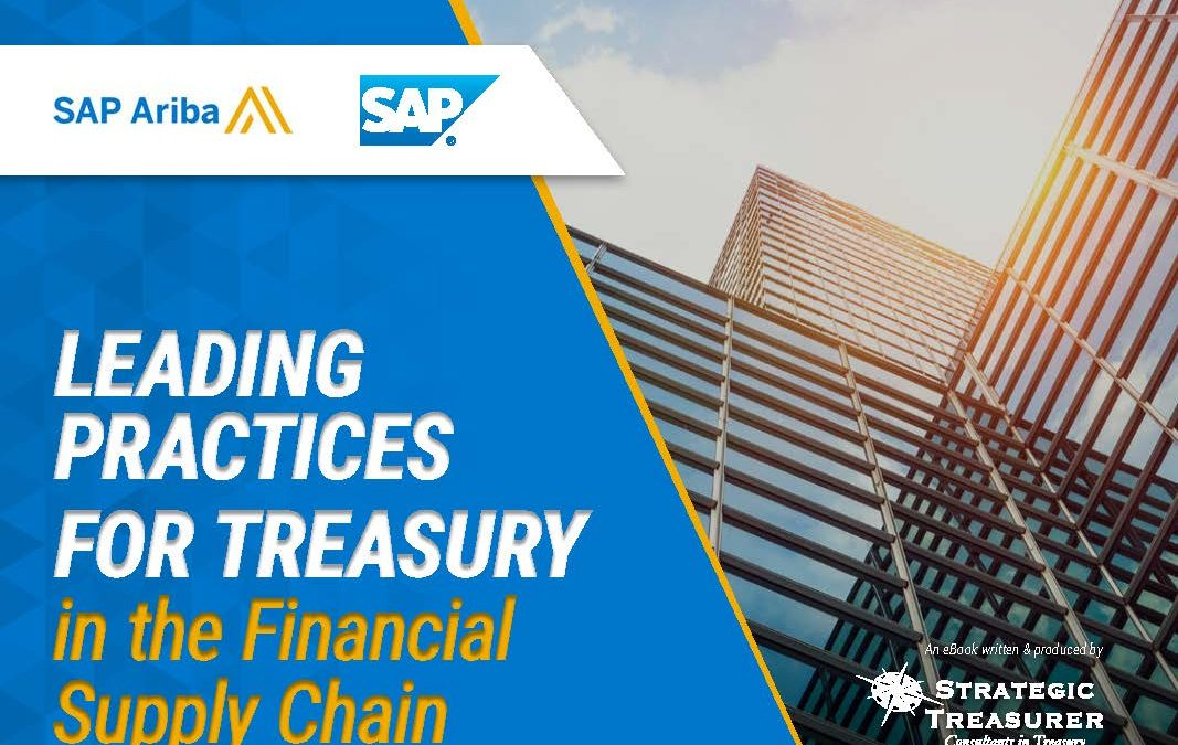 Leading Practices for Treasury in the Financial Supply Chain eBook