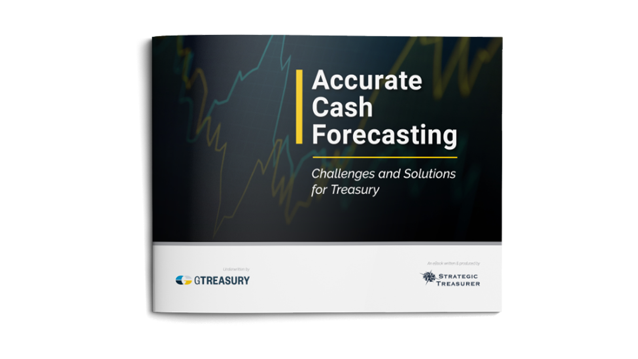 Accurate Cash Forecasting Ebook
